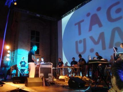 l'Orchestra al Traffic Festival 2011